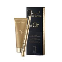 Swiss Smile d'Or Gold Toothpaste Kit