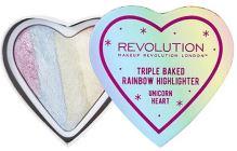 Makeup Revolution London I Heart Makeup Unicorn Heart Highlighter 10g