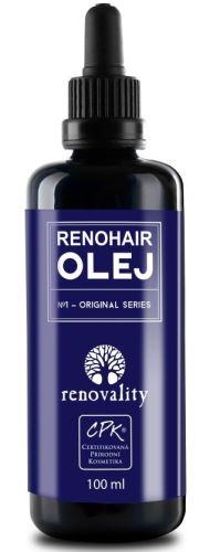 Renovality Original Series olej 100 ml Pre ženy