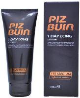 Piz Buin 1 Day Long Lotion SPF15 Kozmetika na opaľovanie 100ml W