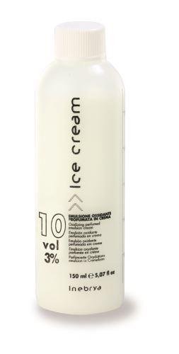 Inebrya Krémová parfumovaná okysličená emulzia 10 Vol. (3%) 150ml
