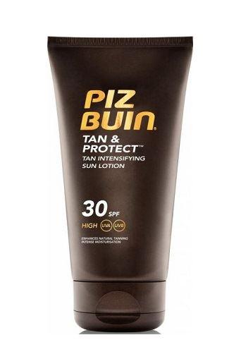 Piz Buin Tan & Protect ochranné mlieko urýchľujúci opaľovanie SPF 30 150ml