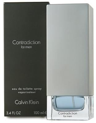 Calvin Klein Contradiction For Men EDT 100ml Pre mužov