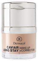 Dermacol Caviar Long Stay Make-Up & Corrector 30ml W