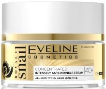 Eveline Royal Snail Intensely Anti-Wrinkle Day And Night Cream 40+ 50ml