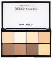 Makeup Revolution London Ultra Pro HD Powder Contour Palette W make-up 20g