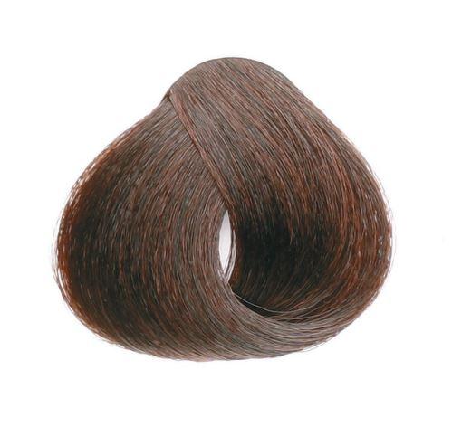 Color TROPICAL 4/7 Chestnut Brown Coffee 100ml / Permanentný farby / Tropické /