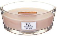 Woodwick dekoratívna váza Vanilla Bean 453,6g