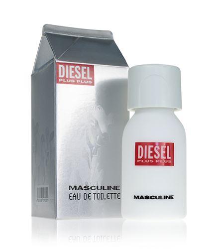 Diesel Plus Plus Masculine EDT 75 ml Pre mužov