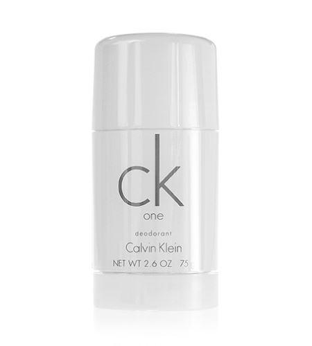 Calvin Klein CK One Deodorant tuhý 75 ml Unisex