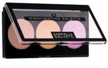 Gabriella salva highlighting Palette W make-up 15g