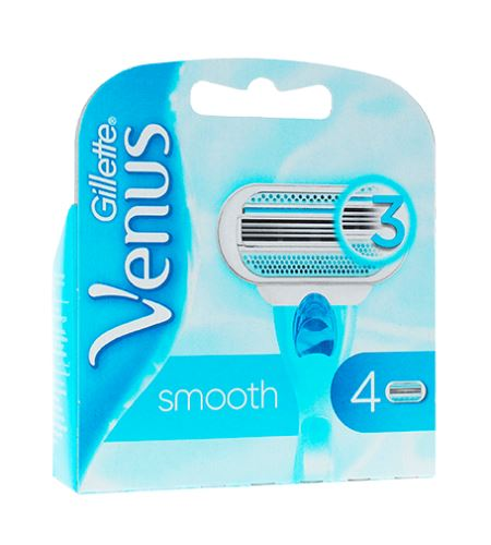 Gillette Venus náhradní břity 4ks Pre ženy