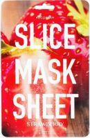 Kocostar Slice Mask Sheet Strawberry 20ml