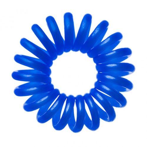 bIFULL Gumička do vlasov 3ks - modrá