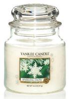 Yankee Candle Trblietavý sneh 411g