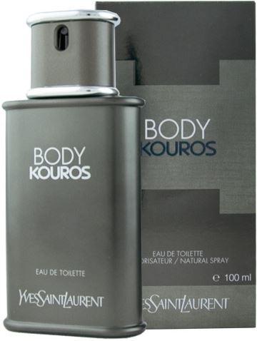 Yves Saint Laurent Body Kouros EDT 100ml Pre mužov