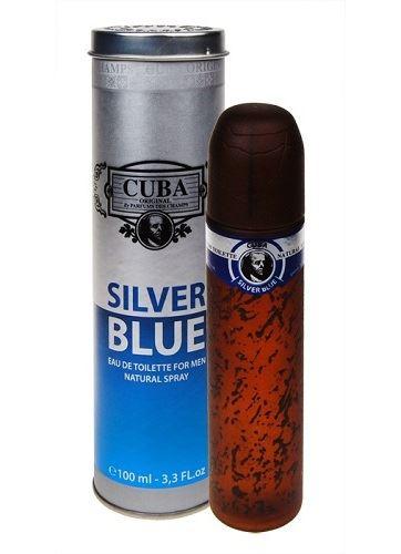 Cuba Silver Blue EDT 100 ml Pre mužov