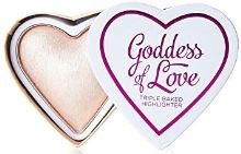 Makeup Revolution London I Love Makeup Golden Goddess Baked Highlighter W make-up 10g