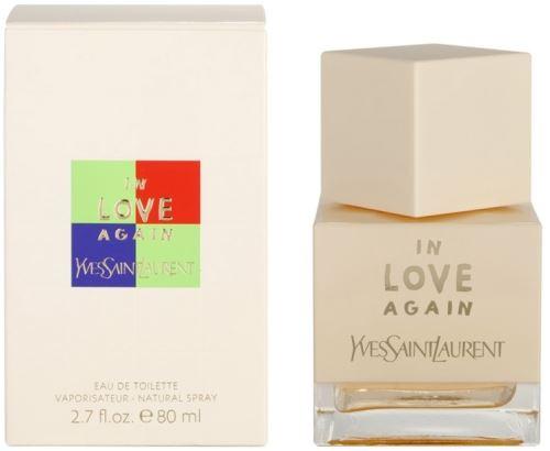 Yves Saint Laurent La Collection In Love Again EDT 80 ml Pre ženy