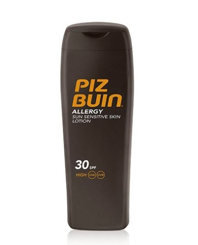 Piz Buin Allergy mlieko na opaľovanie SPF 30 200 ml
