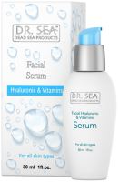 DR. SEA Hyaluronic & Vitamins Facial Serum 30ml