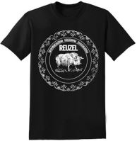 REUZEL Classic Logo T-Shirt Black