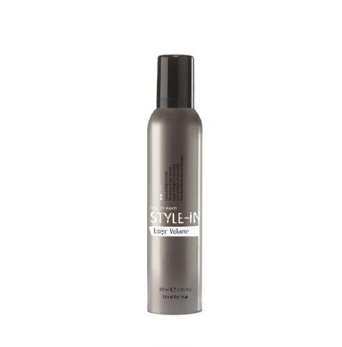 Inebrya Logic Volume ekologický lak na vlasy pre objem vlasov 320 ml