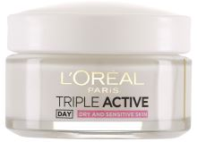 L'Oréal Paris Triple Active Dry And Senitive Skin Day Cream 50ml