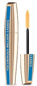 L'Oréal Paris Volume Million Lashes Waterproof vodeodolná riasenka Black 9ml