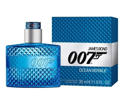 James Bond 007 Ocean Royale EDT 30 ml Pre mužov