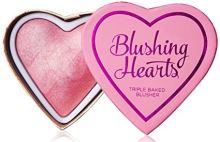 Makeup Revolution London I Love Makeup Blushing Hearts Triple Baked Blusher W make-up 10g