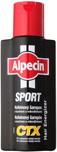 Alpecin Sport Coffein Shampoo CTX šampón 250 ml Pre mužov
