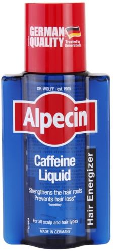 Alpecin Caffeine Liquid Hair Energizer balzam 200 ml Pre mužov