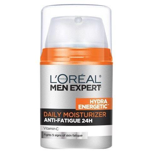 L'Oréal Paris Men Expert Hydra Energetic Hydratačný krém proti známkam únavy 50ml Pre mužov