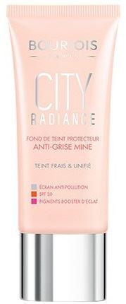 Bourjois Paris City Radiance Foundation SPF30 W make-up 30ml
