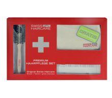 Swiss Haircare Premium Haircare Color Kit Šampón na poškodené, farbené vlasy 1ks W - set V