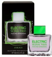 Antonio Banderas Electric Seduction in Black M EDT 100ml