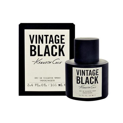 Kenneth Cole Vintage Black EDT 100 ml Pre mužov