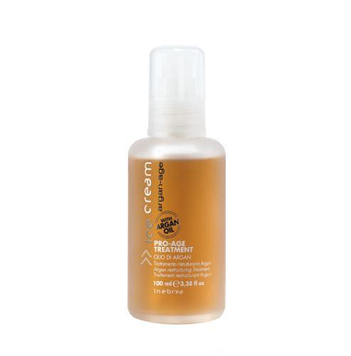 INEBRYA ARGAN-AGE Pro-Age Treatment olej na vlasy s arganem 100ml Pre ženy