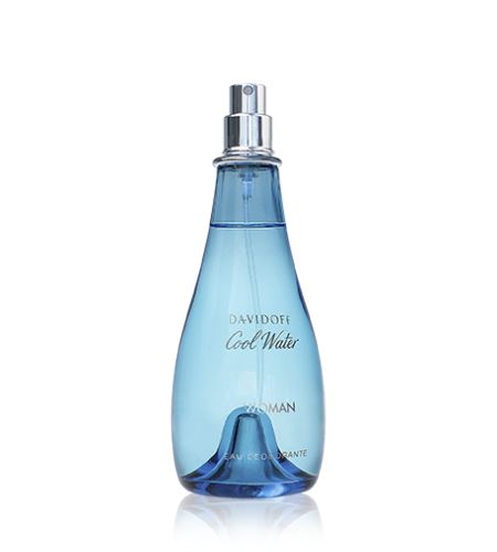 Davidoff Cool Water EDT 100 ml Pre ženy TESTER