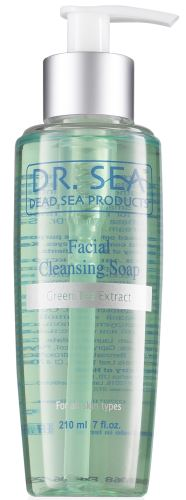 DR. SEA Green Tea Deep Cleansing Facial Soap 210ml