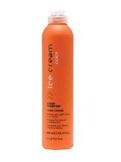 Inebrya COLOR Shampoo šampón na farbené vlasy 300ml
