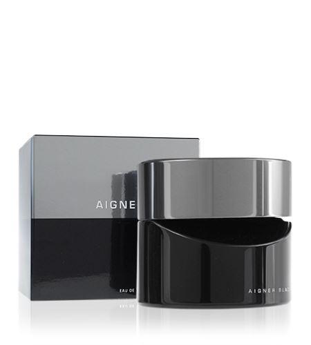 Aigner Black For Men EDT 125 ml Pre mužov