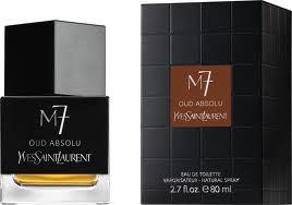 Yves Saint Laurent La Collection M7 Oud Absolu EDT 80ml Pre mužov