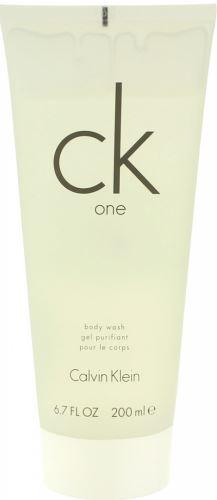 Calvin Klein CK One Sprchový gél 200 ml U