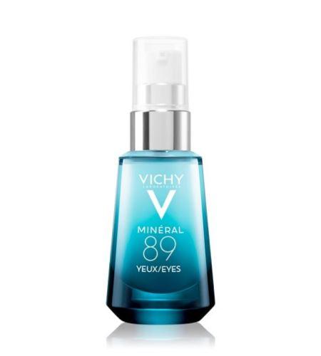 Vichy Mineral 89 posilňujúci Hyaluron-Booster pre očné okolie 15 ml