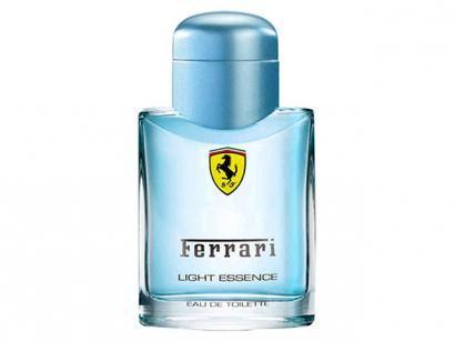 Ferrari Scuderia Ferrari Light Essence EDT 75 ml Pre mužov TESTER