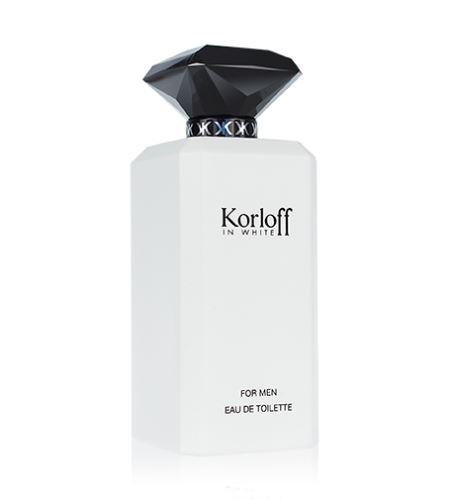 Korloff In White EDT 88 ml Pre mužov TESTER