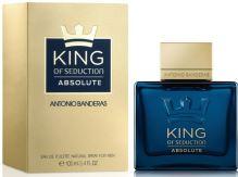 Antonio Banderas King of Seduction Absolute M EDT 100