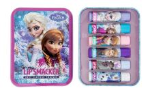 Lip Smacker Disney Frozen Tin Box balzam na pery 6 ks